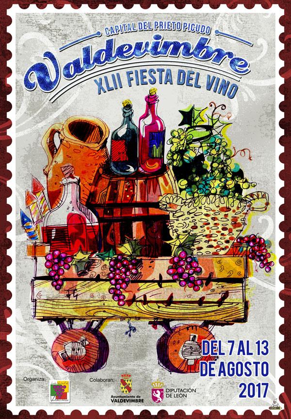 Fiestas del Vino en Valdevimbre, del 9 al 13 de agosto