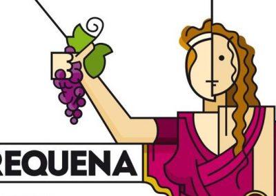 Declarada de interés turístico,LXX edición del evento del 23 de agosto al 3 de septiembre, la Feria Requense del Vino