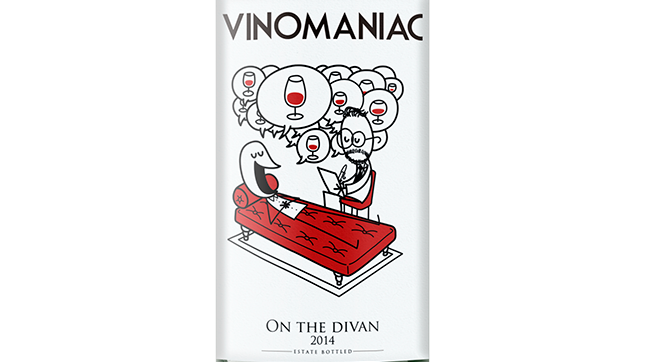 Vinomaniac on the Divan 2014
