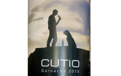 Cutio Garnacha 2015