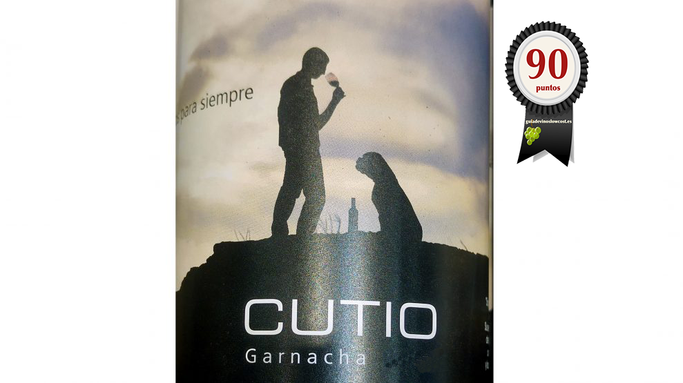 Cutio Garnacha 2017