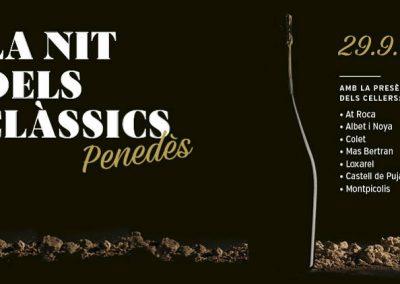 Fiesta de final de verano para disfrutar, descubrir y probar la calidad de los vinos espumosos de origen 100% Penedès