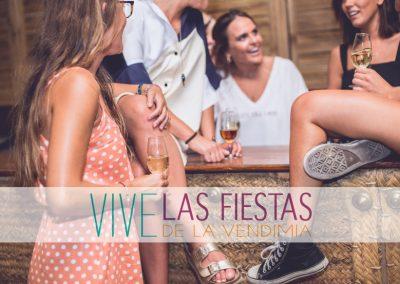 Las Fiestas de la vendimia tendrán lugar del 1 al 17 de septiembre y estarán dedicadas a El Puerto.