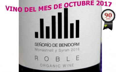 Señorío de Benidorm Roble 2016 (Eco)