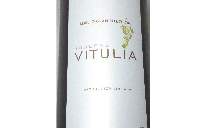 Vitulia Blanco Albillo 2016
