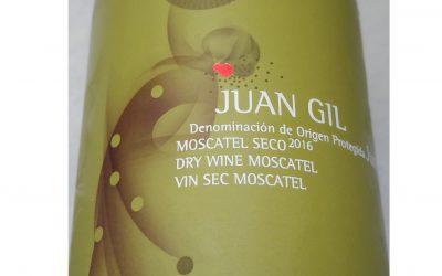 Juan Gil Moscatel Seco 2016