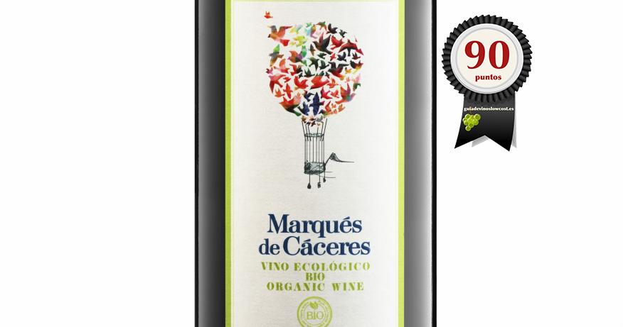 Marqués de Cáceres Bio Eco 2018