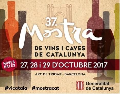 37 Muestra de Vinos y Cavas de Cataluña, 25-29 Octubre