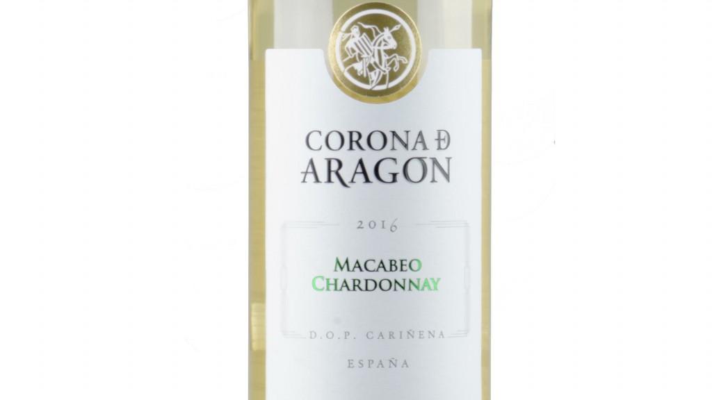 Corona de Aragón Macabeo-Chardonnay 2016