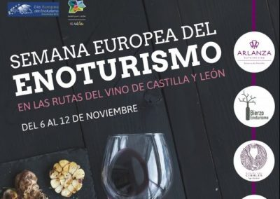 CELEBRACIÓN DÍA EUROPEO DEL ENOTURISMO, EN RUEDA 6 al 12 DE NOVIEMBRE
