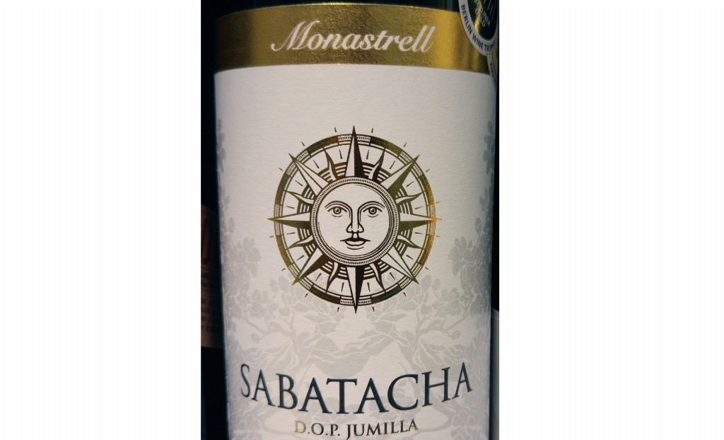 Sabatacha Monastrell 2016
