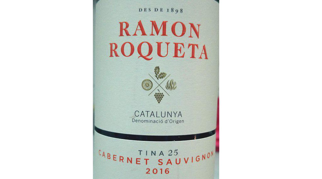 Ramón Roqueta Cabernet 2016