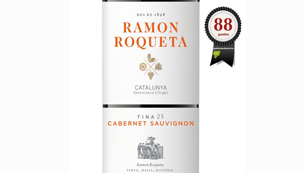 Ramón Roqueta Cabernet 2017