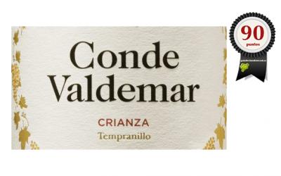 Conde Valdemar Crianza 2015
