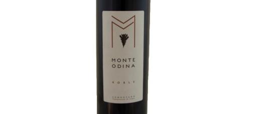 Monte Odina Roble 2015
