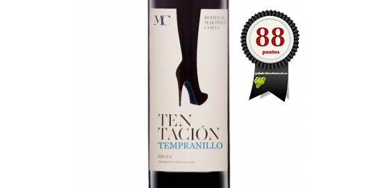 Tentacion Tempranillo 2017