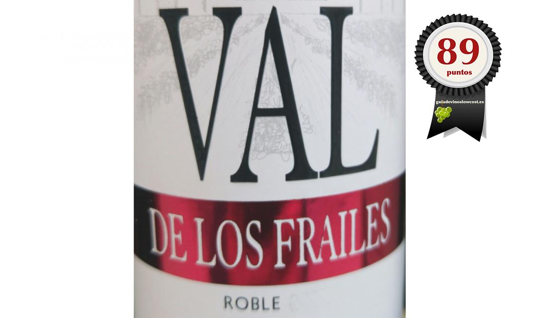 Valdelosfrailes Roble 2015
