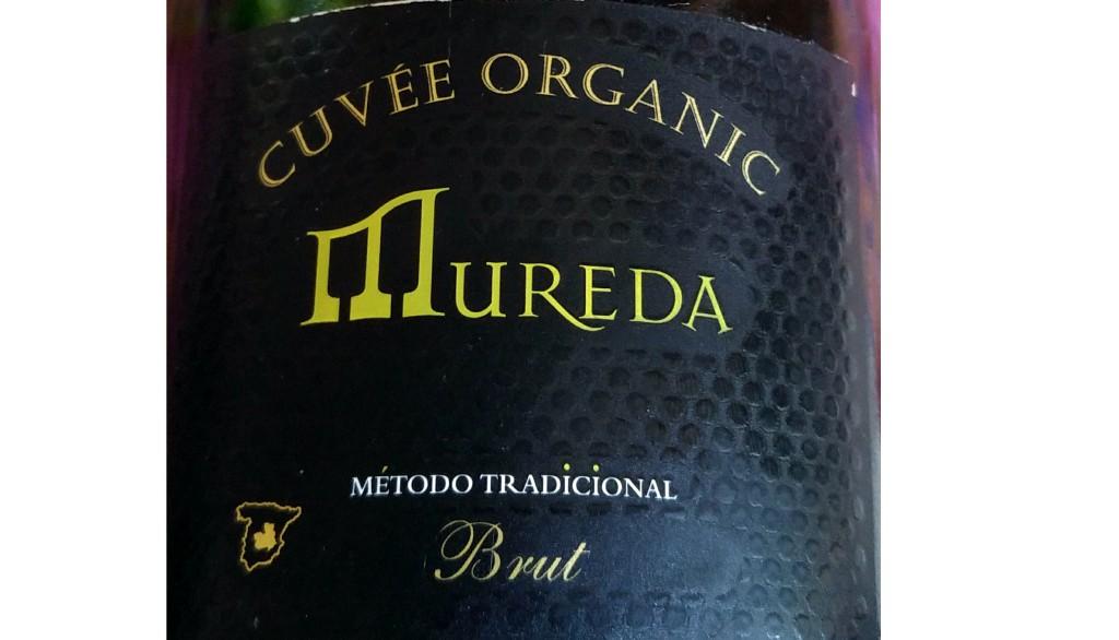 Mureda Cuvée Organic 2015