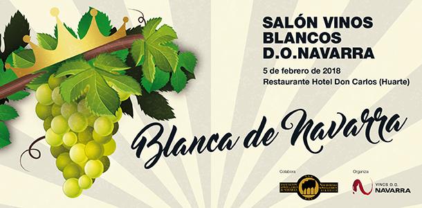 """D.O. Navarra organiza la jornada profesional """"Blanca de Navarra"""" el 5 de febrero"""
