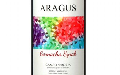 Aragus Garnacha-Syrah 2016