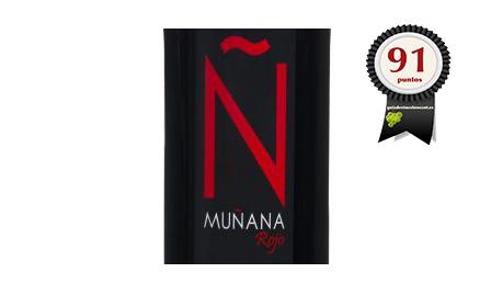 Muñana Rojo 2013
