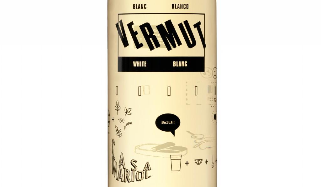 Vermut Blanco Casa Mariol