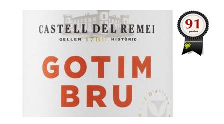 Castell del Remei Gotim Bru 2016