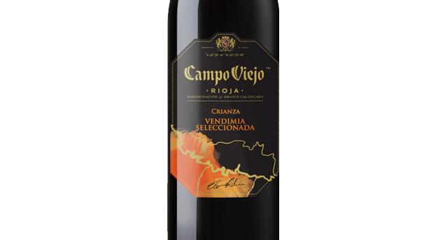 Campo Viejo Vendimia Seleccionada 2014
