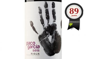Paco García Seis 2017