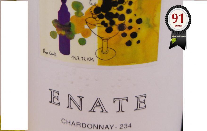 Enate Chardonnay 234, 2018