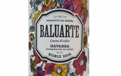 Baluarte Roble Navarra 2016