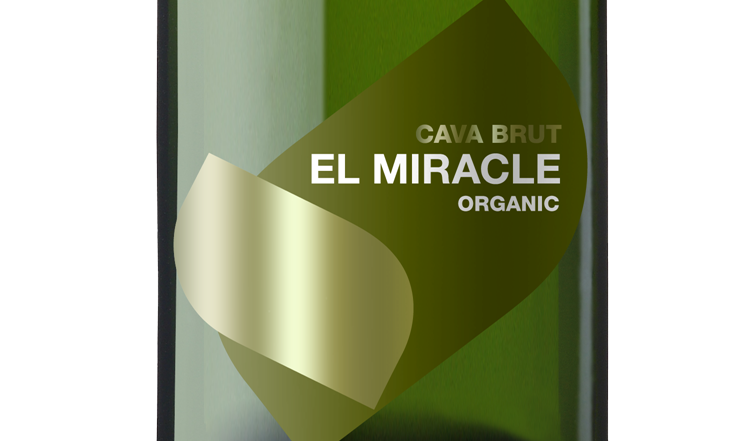 El Miracle Organic Brut 2015