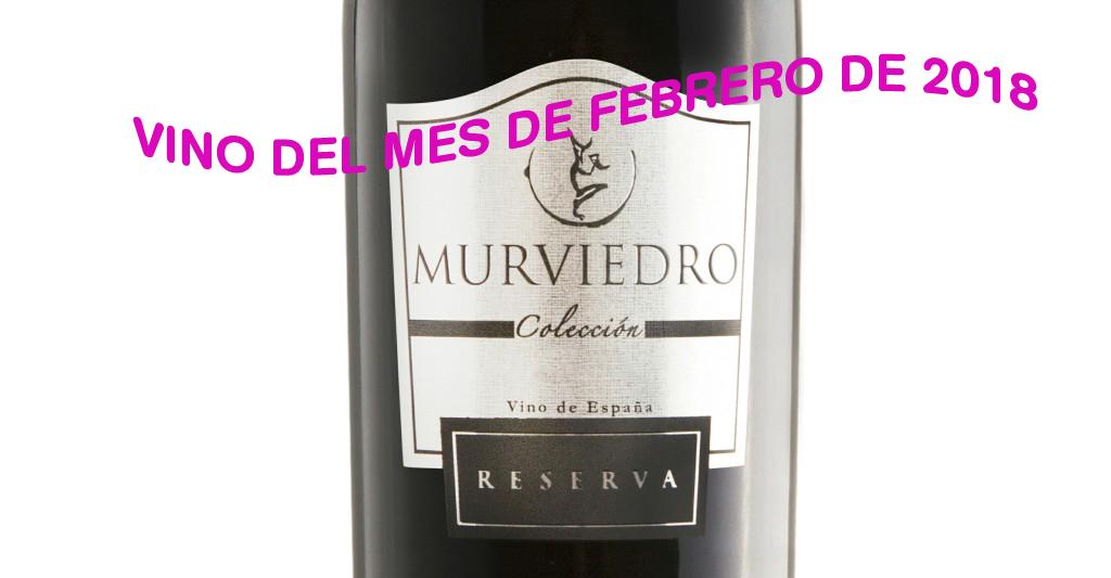 Murviedro Colección Reserva 2014