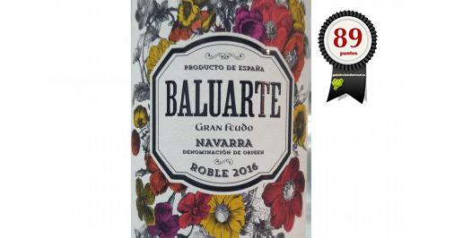 Baluarte Roble Navarra 2017