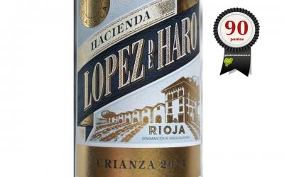 Hacienda López de Haro Crianza 2016