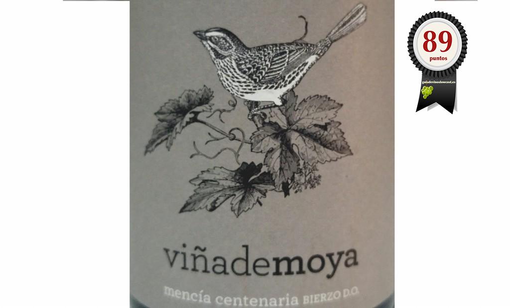 Viña De Moya Tinto Roble 2016