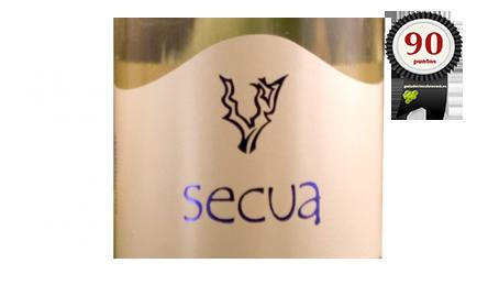 Secua Chardonnay Vendimia tardía 2018