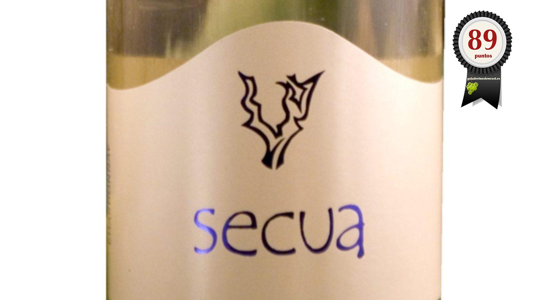 Secua Chardonnay Vendimia tardía 2017