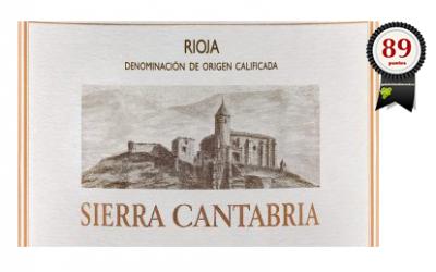 Sierra Cantabria Rosado 2018