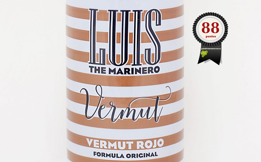 Vermut Luis The Marinero Rojo