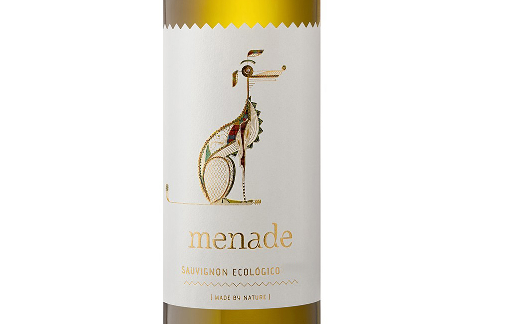 Menade Sauvignon Blanc Ecológico 2017