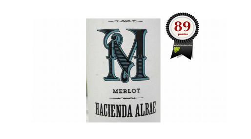 Hacienda Albae Merlot 2017