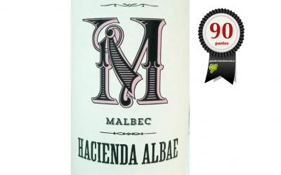 Hacienda Albae Malbec 2017