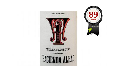 Hacienda Albae Tempranillo 2017