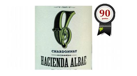 Hacienda Albae Chardonnay 2018