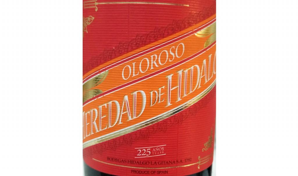 Heredad de Hidalgo Oloroso