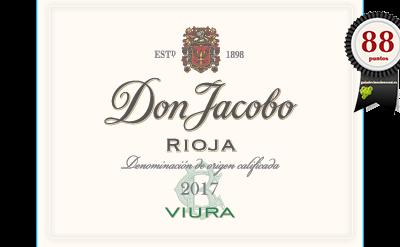 Don Jacobo Blanco Viura 2018