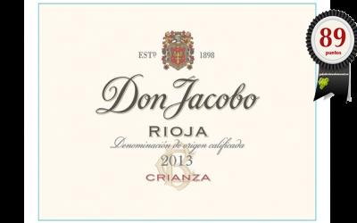 Don Jacobo Crianza 2015