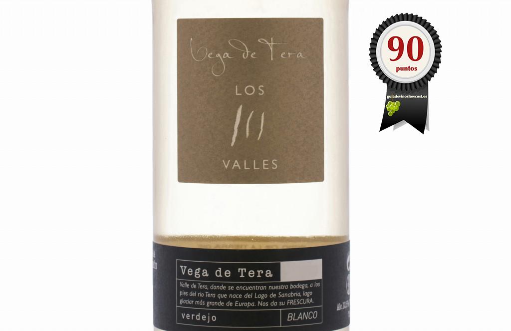 Vega de Tera Los 3 Valles Verdejo 2017