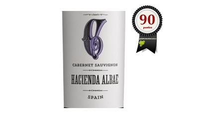 Hacienda Albae Cabernet Sauvignon 2017